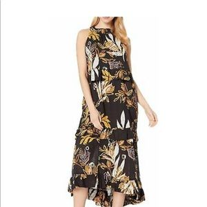 ⚡️Free People Maxi Floral Smocked Dress